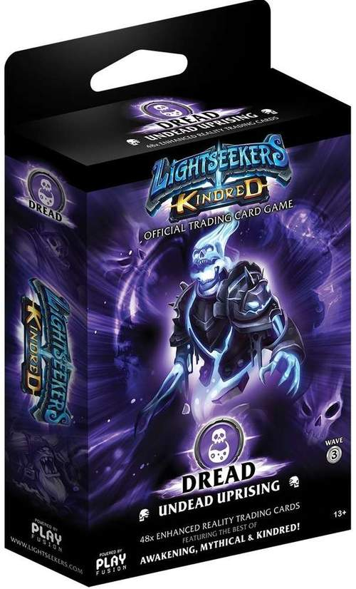 Lightseekers Kindred - Dread Constructed Deck