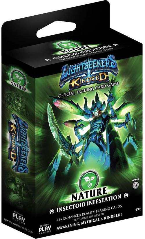 Lightseekers Kindred - Nature Constructed Deck
