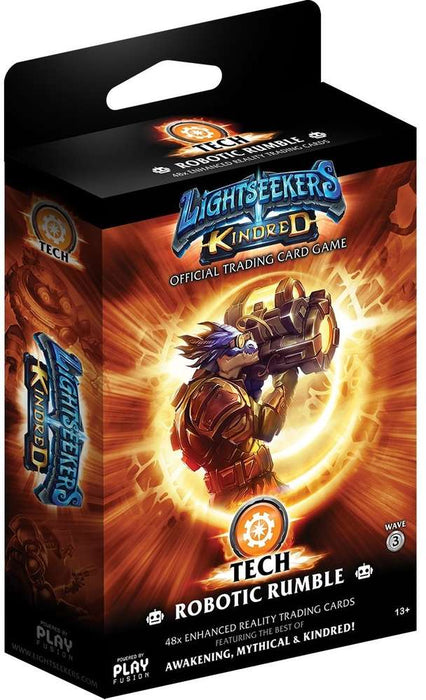 TOMY - Lightseekers Kindred - Tech Constructed Deck