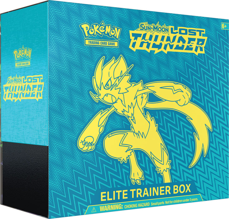Pokemon - Sun and Moon - Lost Thunder - Elite Trainer Box