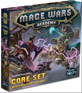 Mage Wars - Academy - Core Set