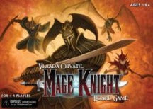 Mage Knight Core Board Game Wizkids | Cardboard Memories Inc.