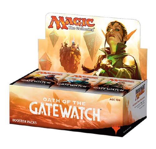 Magic The Gathering - Oath of the Gatewatch - Booster Box