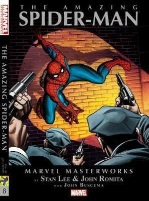 Marvel Comics - Amazing Spider-Man - Marvel Masterworks - Volume 8