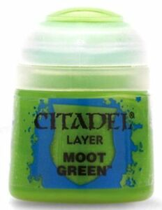 Citadel Layer - Moot Green 22-24