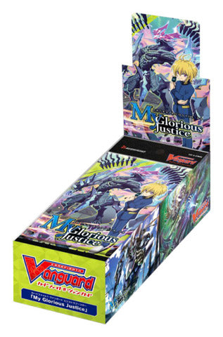 Bushiroad - Cardfight!! Vanguard - My Glorious Justice Extra - Booster Box