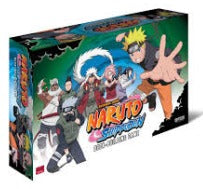 Naruto Shippuden Deck-Building Game Cryptozoic | Cardboard Memories Inc.