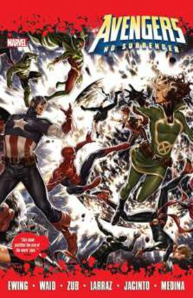 Marvel Comics - Avengers - No Surrender