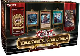 Yu-gi-oh! Noble Knights of the Round Table Box Set Konami | Cardboard Memories Inc.