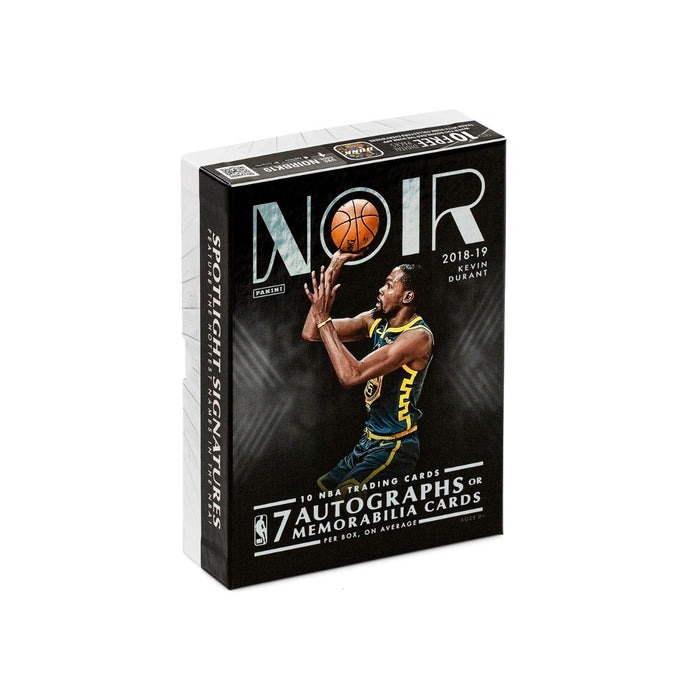 Panini - 2018-19 - Basketball - Noir - Hobby Box