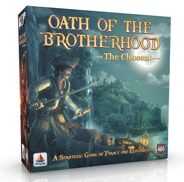 Alderac Entertainment Group - Oath Of The Brotherhood