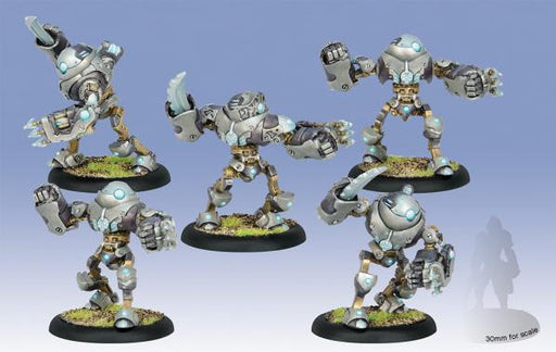 Warmachine - Convergence of Cyriss - Perforators Unit - PIP 36020