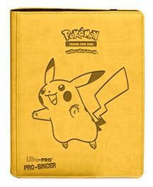 Ultra Pro - Binder - Pokemon Premium Pikachu - 9 Pocket