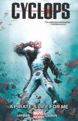 Marvel Comics - Cyclops - A Pirates Life For Me - Volume 2