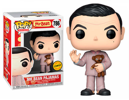POP! - Mr Bean - Mr Bean In Pajamas Chase