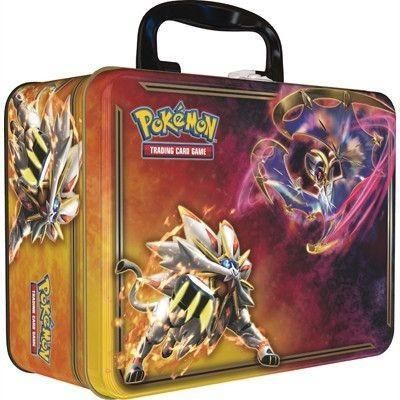 Pokemon Collector Treasure Chest Spring 2017