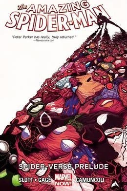 Marvel Comics - Amazing Spider-Man - Spider-Verse Prelude - Volume 2