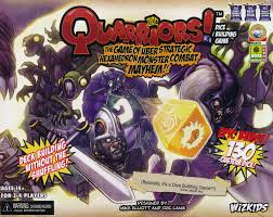 Quarriors! Wizkids | Cardboard Memories Inc.