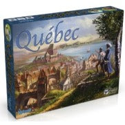 Quebec Board Game Le Scorpion Masqué | Cardboard Memories Inc.