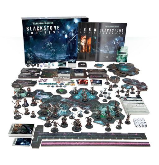 Games Workshop - Warhammer Quest - Blackstone Fortress