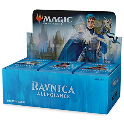Magic the Gathering - Ravnica Allegiance - Booster Box