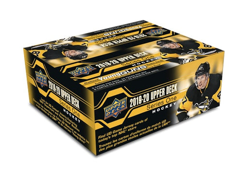 Upper Deck - 2019-20 - Hockey - Series 1 - Retail Box