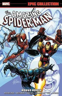 Marvel Comics - Amazing Spider-Man - Round Robin
