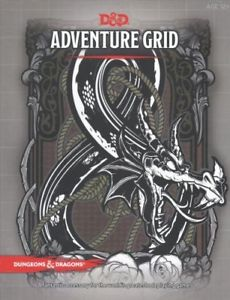 Dungeons & Dragons - Adventure Grid Wizards of the Coast | Cardboard Memories Inc.