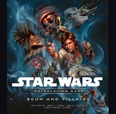 Wizards of the Coast - Star Wars - Scum and Villainy