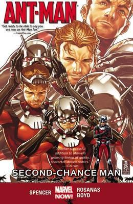 Marvel Comics - Ant-Man - Second Chance Man - Volume 1