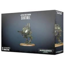 Games Workshop - Warhammer 40K - Astra Militarum Sentinel - 47-12