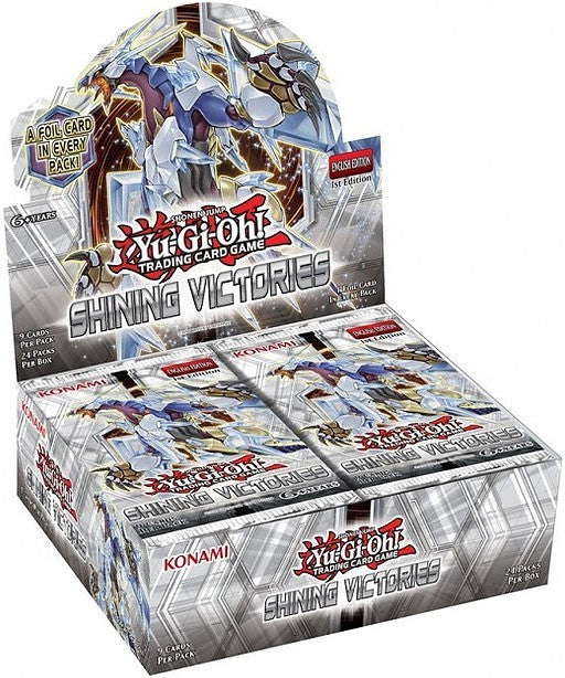 Yu-Gi-Oh! - Shining Victories - Booster Box