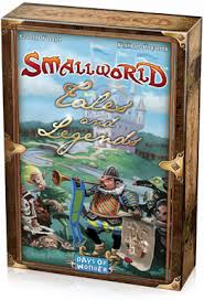 Small World - Tales and Legends Days Of Wonder | Cardboard Memories Inc.