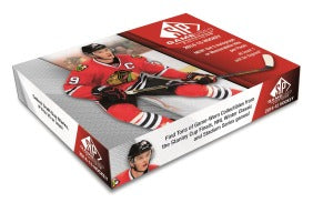 2014-15 Upper Deck SP Game Used Hockey Hobby Box Upper Deck | Cardboard Memories Inc.