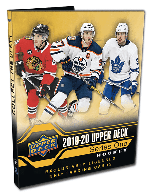 Upper Deck - 2019-20 - Hockey - Series 1 - Starter Kit