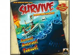 Stronghold Games - Survive - Escape From Atlantis - 30th Anniversary Edition
