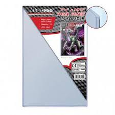 Ultra Pro - Top Loaders - 7 1-8 x 10 1-2 Inch Thick Comic Book