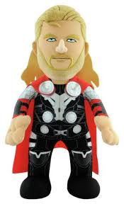 Bleacher Creatures - Marvel - Avengers Age of Ultron - Thor Plush