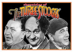 Chronicles of The Three Stooges Series 1 Cards Hobby Box Breygent | Cardboard Memories Inc.