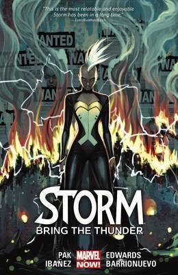 Marvel Comics - Storm - Bring The Thunder - Volume 2