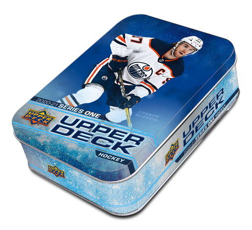 Upper Deck - 2020-21 - Hockey - Series 1 - Tin
