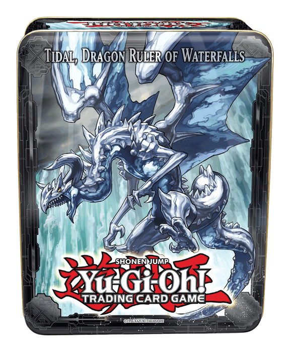 Yu-Gi-Oh! - Dragon Ruler of Waterfalls - Collectible Tin