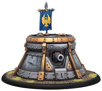 Warmachine - Cygnar - Trencher Blockhouse Structure - PIP 31136