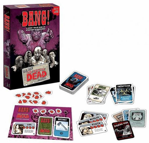 BANG! - The Walking Dead Expansion