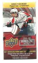 2011-12 Upper Deck Series 1 Hockey Blaster Box Upper Deck | Cardboard Memories Inc.