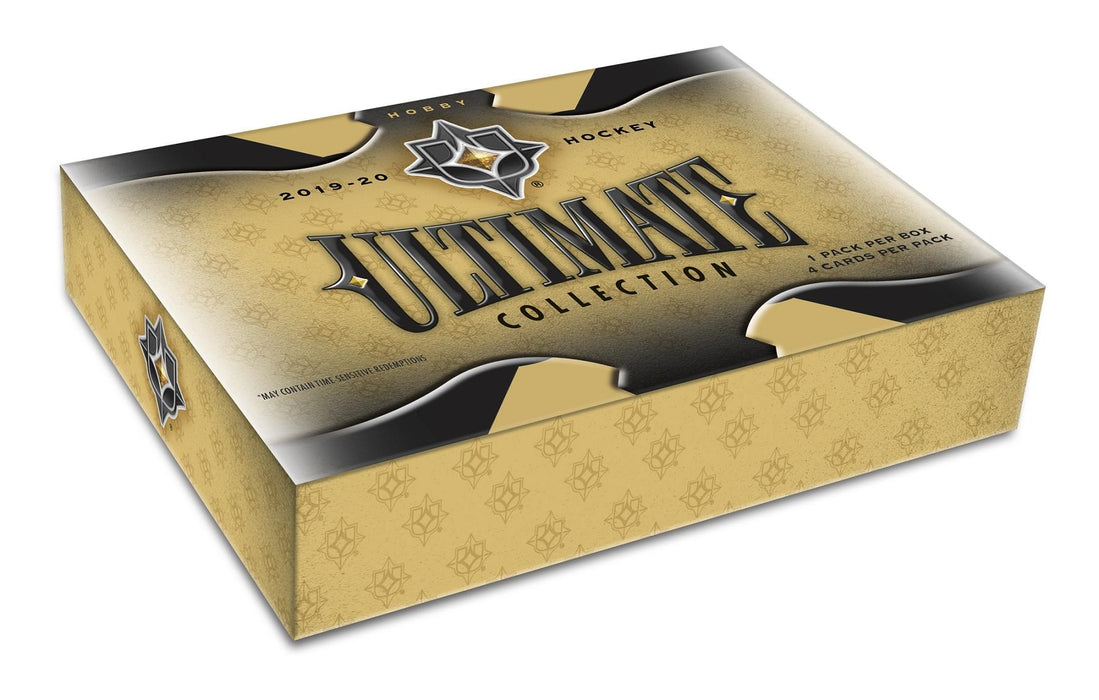 Upper Deck - 2019-20 - Hockey - Ultimate Collection - Hobby Box