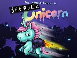 The World Needs a Jetpack Unicorn WYRD Miniatures | Cardboard Memories Inc.