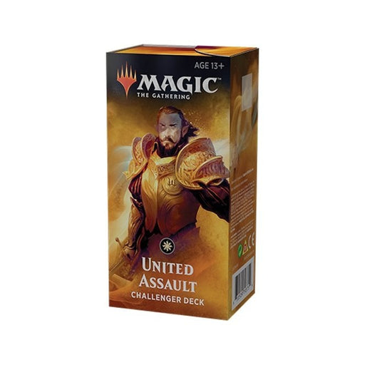 Magic the Gathering Challenger Deck 2019 - United Assault