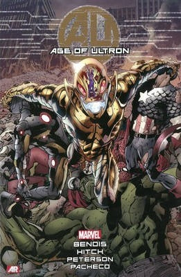 Marvel Comics - Age Of Ultron