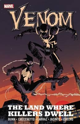 Marvel Comics - Venom - The Land Where Killers Dwell